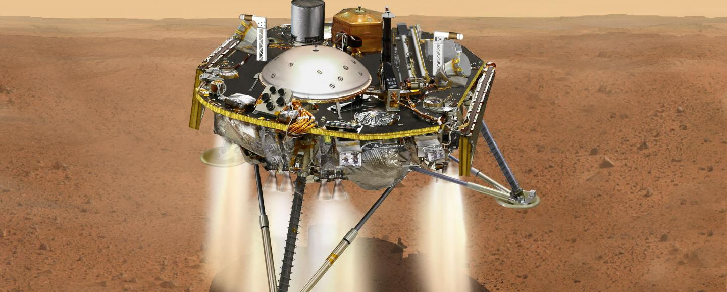 Mars Sonde Insight