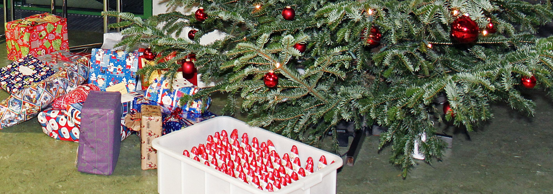 unicef hochschulgruppe sammelt weihnachtsgeschenke f r. Black Bedroom Furniture Sets. Home Design Ideas